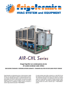 AIR-CHL Series