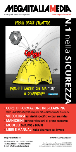 e-Learning - Mega Italia Media S.r.L.