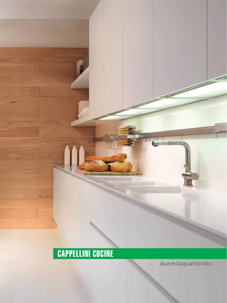 catalogo PDF - Cappellini Cucine