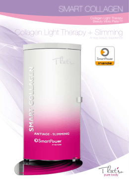 Collagen Light Therapy + Slimming SMART COLLAGEN