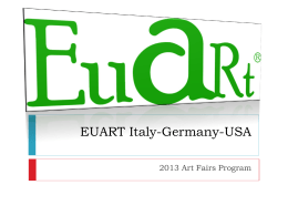EUART Italy-Germany-USA - DOWNLOADS ArteKaos Airbrush