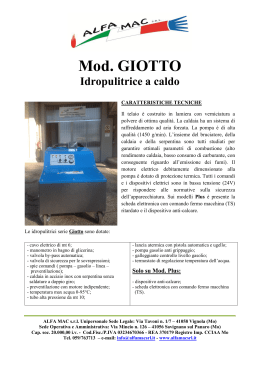 catalogo giotto