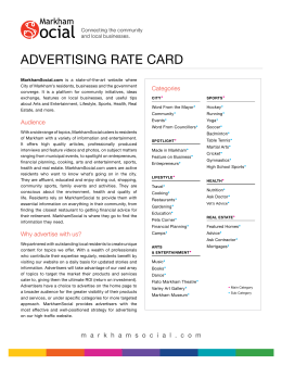 click here to the advertising rate card