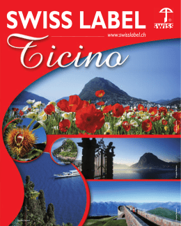 swiss label - Com Consulting