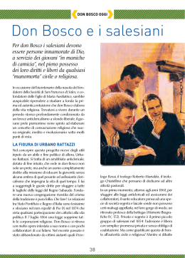 don bosco e i salesiani