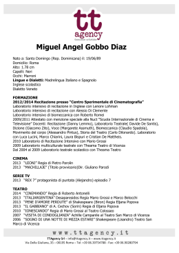 Miguel Angel Gobbo Diaz