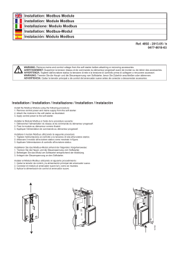 DRAFT 710-08853-005 Modbus Installation Sheetb