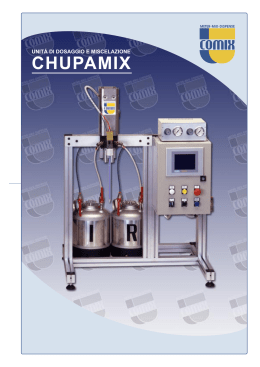 CHUPAMIX - Meter Mix Dispense