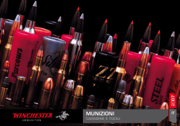 MUNIZIONI - Browning International