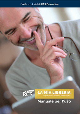 LA MIA LIBRERIA - Assistenza RCS Education