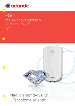 New diamond-quality, Tecnologia Atlantic