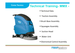Technical Training- MMX -