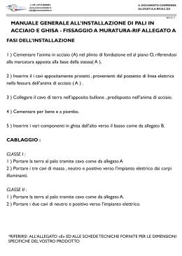 La siderurgia tecnolandia for Absoluta 16 manuale installazione