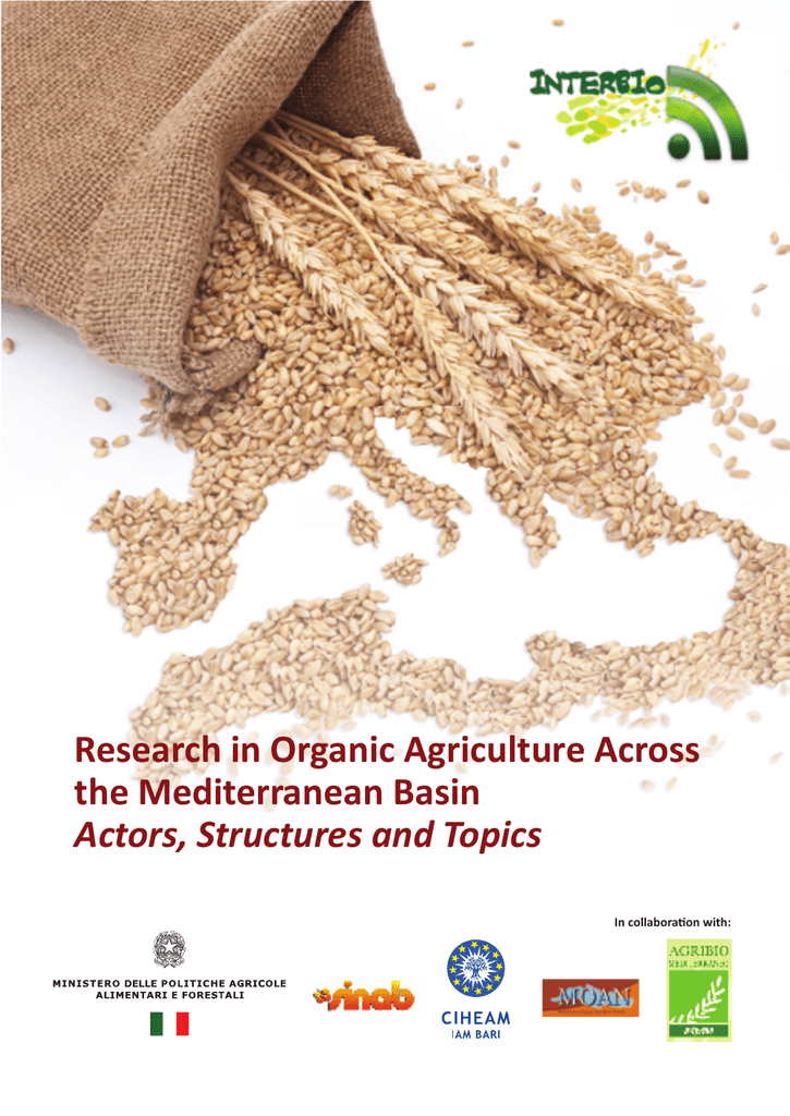 Research In Organic Agriculture Across The Mediterranean Basin