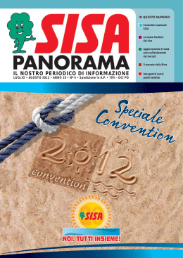Speciale Convention