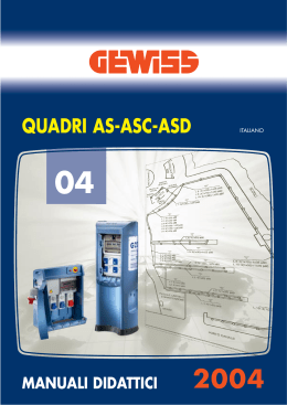 QUADRI AS-ASC-ASD