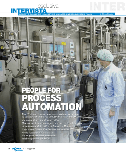 people for process automation