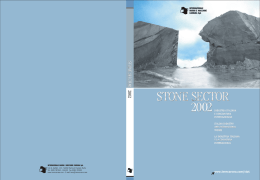 STONE SECTOR - STAT By IMM CARRARA