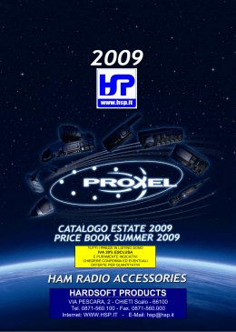 catalogo - Hardsoft Products