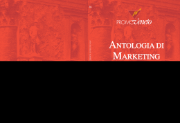 Antologia di Marketing Turistico.indd