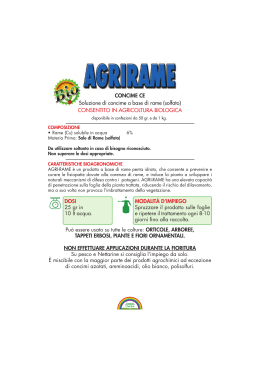 agrirame - Special Agri