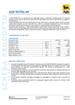 AGIP ROTRA MP - Club 2CV e Derivate