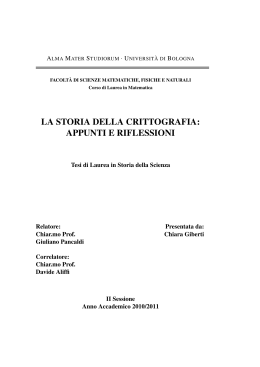 Documento PDF - AMS Tesi di Laurea