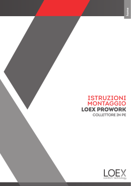 collettore Prowork