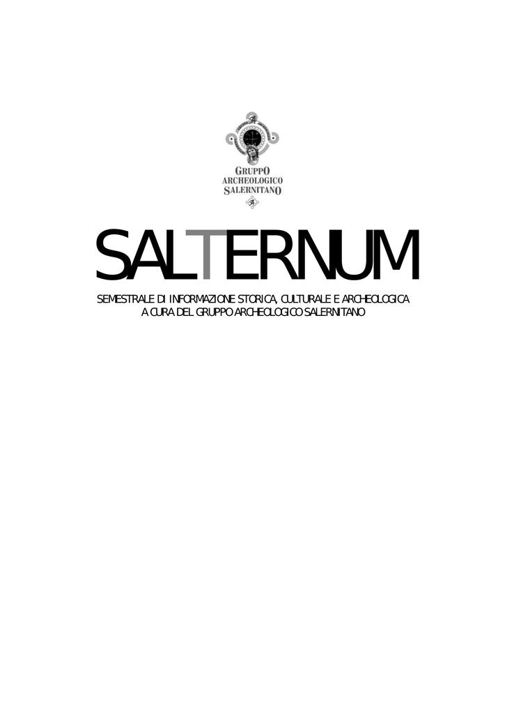 del file - Gruppo Archeologico Salernitano ad0fa9a842d9