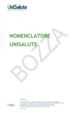 Nomenclatore fac-simile