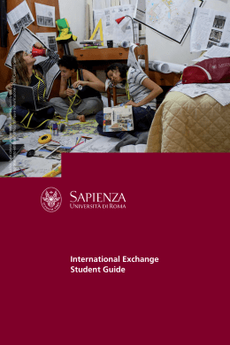 International Exchange Student Guide