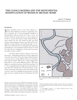 Waters of Rome Journal - 4 - Hopkins.indd