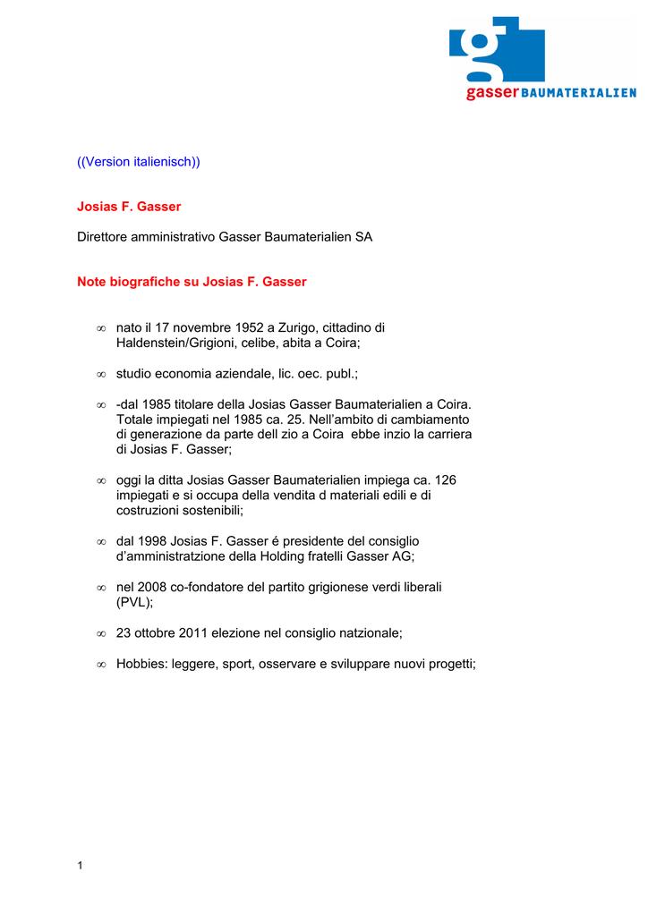 PDF i/d - Gasser Baumaterialien AG
