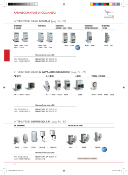 scarica il catalogo - Perry Electric Srl