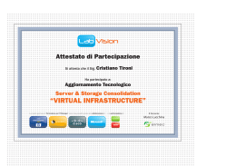 """VIRTUAL INFRASTRUCTURE"""