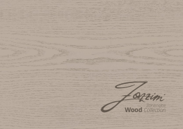 Wood Collection - Mobili Fazzini