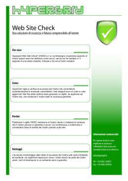 Hypergrid Web Site Check
