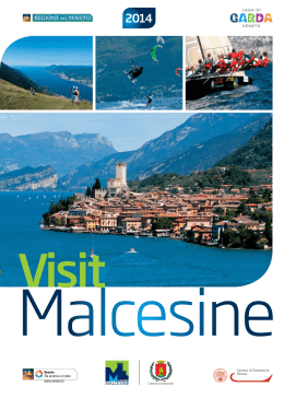 MP2014 - Opuscolo VISIT MALCESINE (150x210) 84.indd