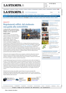 vai all`articolo su la stampa.it
