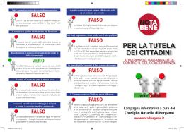 Premessa for Parcella notaio