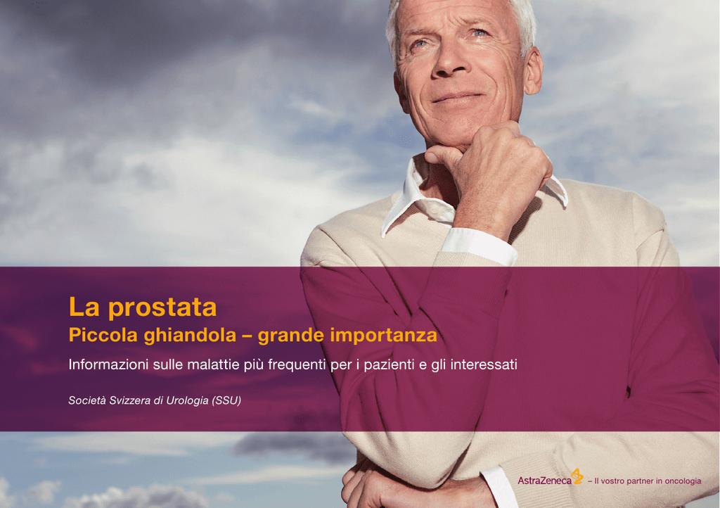 le vampate di calore negli uomini sono un segno di cancro alla prostata