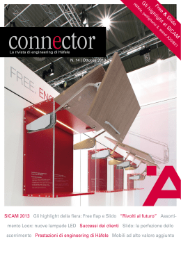Connector 14 - Häfele e@sy link Online Catalogue