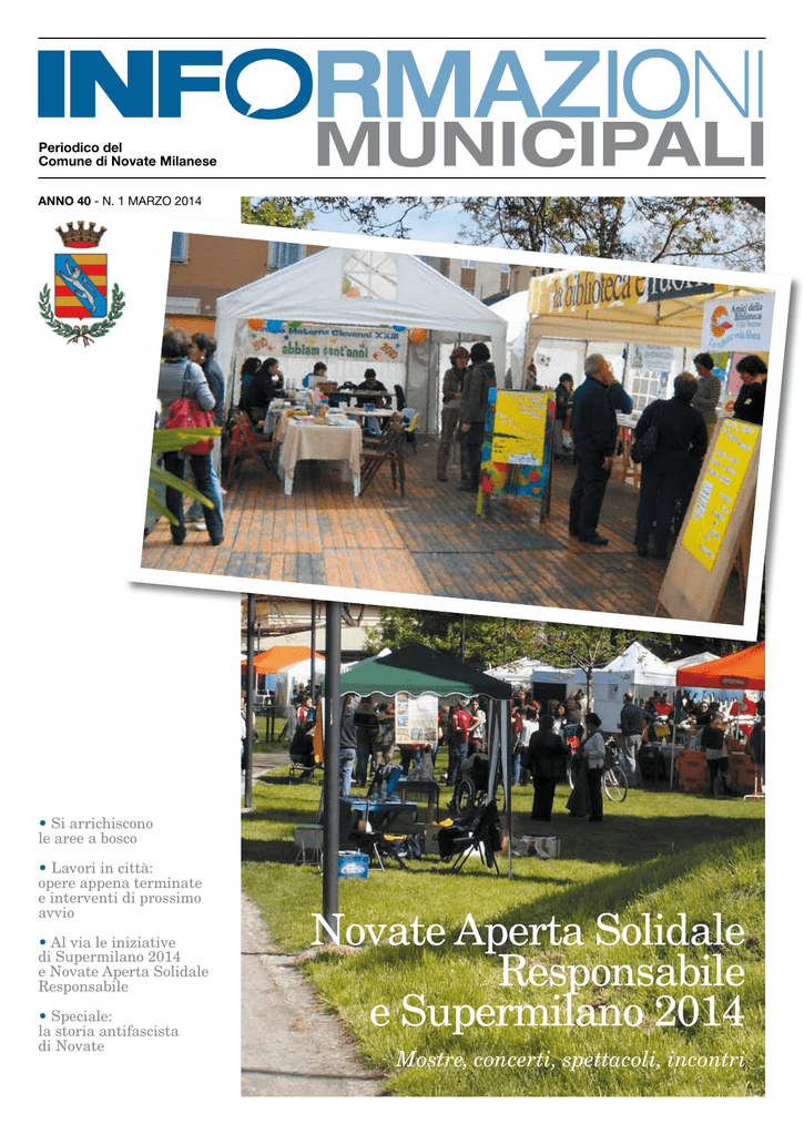 Piscina Novate Milanese Via Brodolini.Marzo 2014 Comune Di Novate Milanese