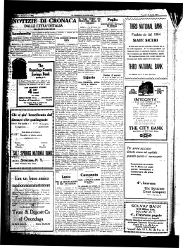 THE CITY BANK - NYS Historic Newspapers