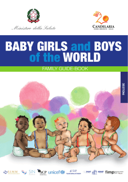 BABY GIRLS and BOYS of the WORLD