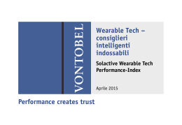 Solactive Wearable Tech Performance-Index - Derinet