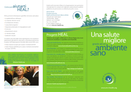 ambiente sano - Health and Environment Alliance