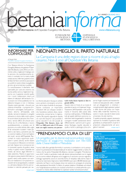 magazine - Cancello ed Arnone News