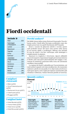 Fiordi occidentali - Amazon Web Services