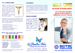 Gold Card - le-papillon
